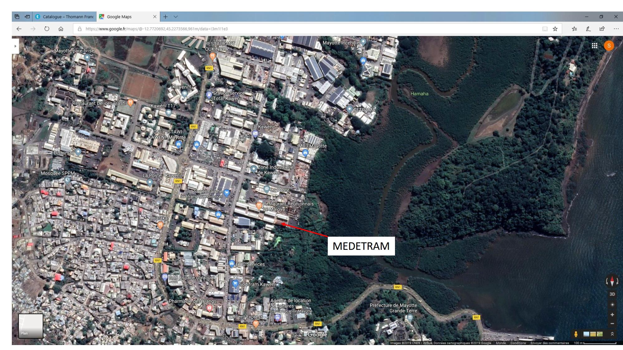 plan Maharajah vue google_1